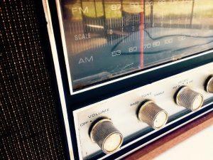ラジオ焼き
