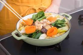 野菜のなべ