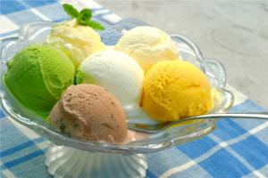 6つのアイス