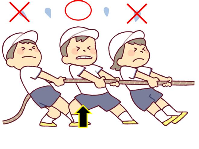 綱引きの練習で腰痛が!?本番を乗り切る裏技と対策とその後のケア!