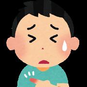 まさかの突き指ッ!腫れ&曲がらない時の対処法と応急処置3選!