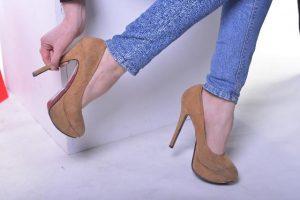 合わない靴