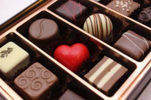 チョコ菓子