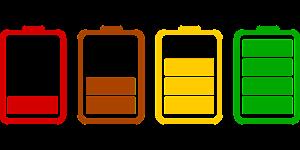バッテリーたち