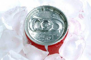 氷とコーラ