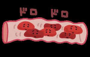 ドロドロの血管