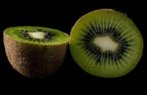 緑のキウイ